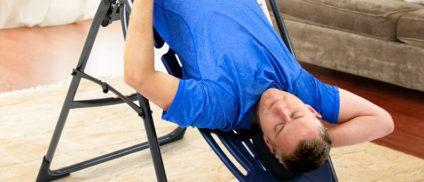Инверсионная Чжэнь-Цзю терапия